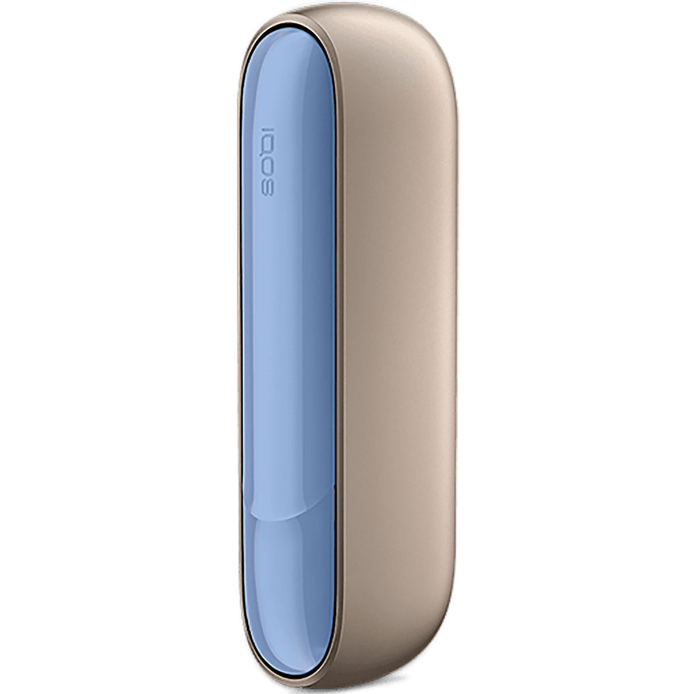 Door Cover for IQOS 3 Charger - Alpine Blue