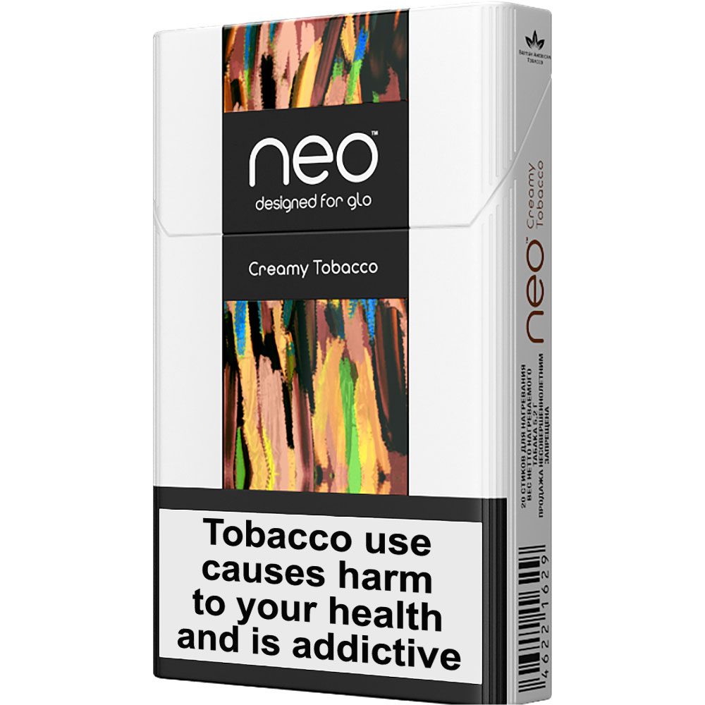 Kent Neostiks for Glo - Creamy Tobacco