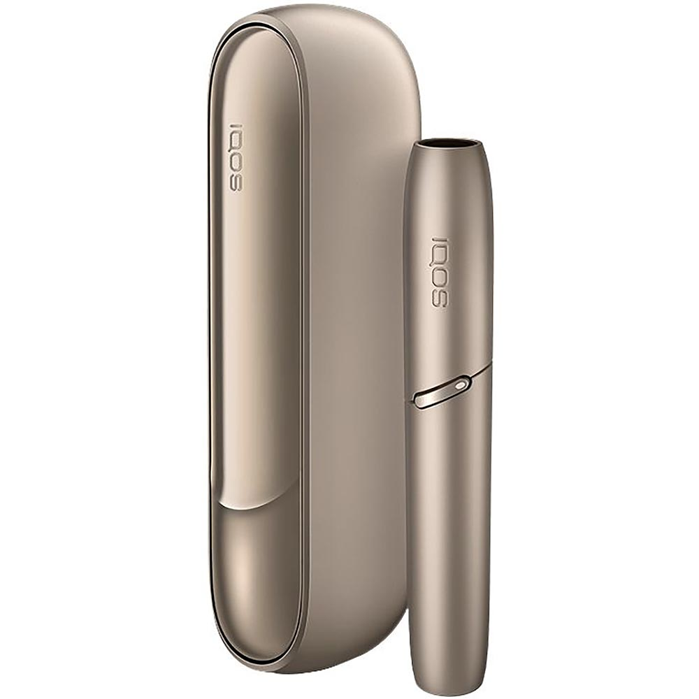 IQOS 3 - Brilliant Gold