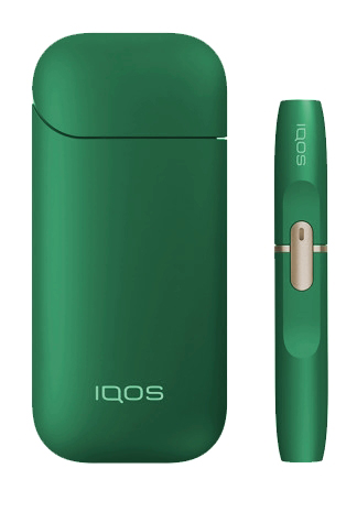 IQOS 2.4 Plus - Emerald Custom Made