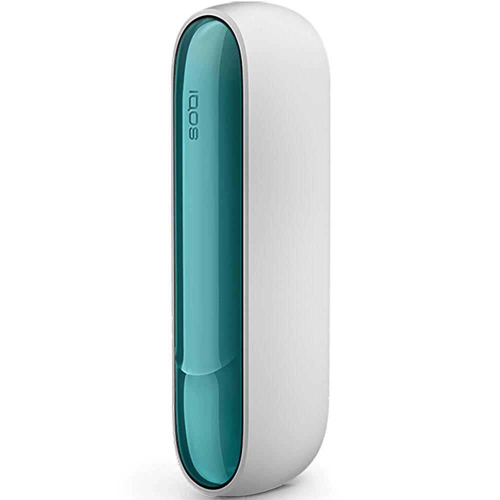 Door Cover for IQOS 3 Charger - Electric Teal