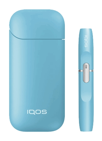 IQOS 2.4 Plus - Aquamarine Custom Made