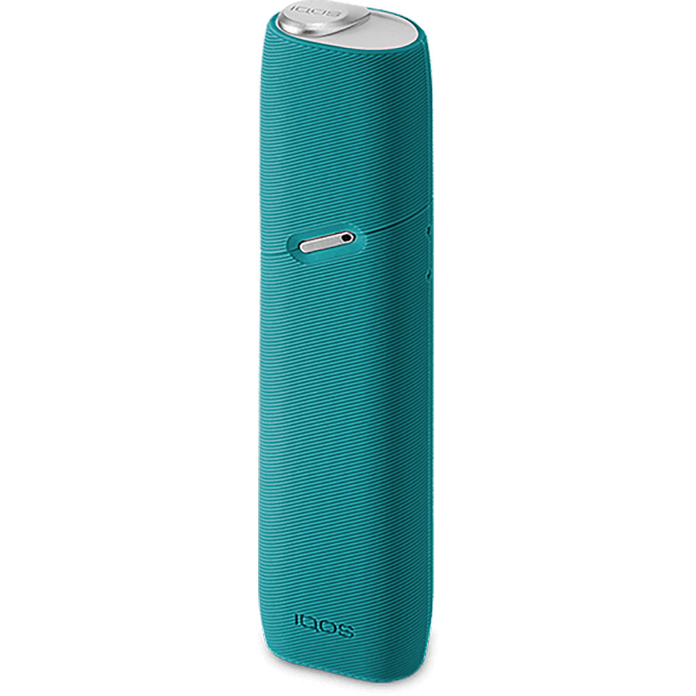 Silicon Sleeve Case for IQOS 3 Multi - Teal Green