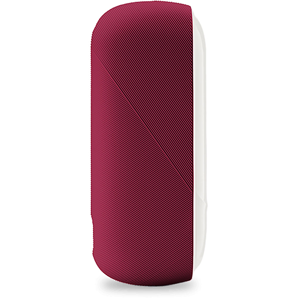 Silicon Sleeve Case for IQOS 3 - Deep Red