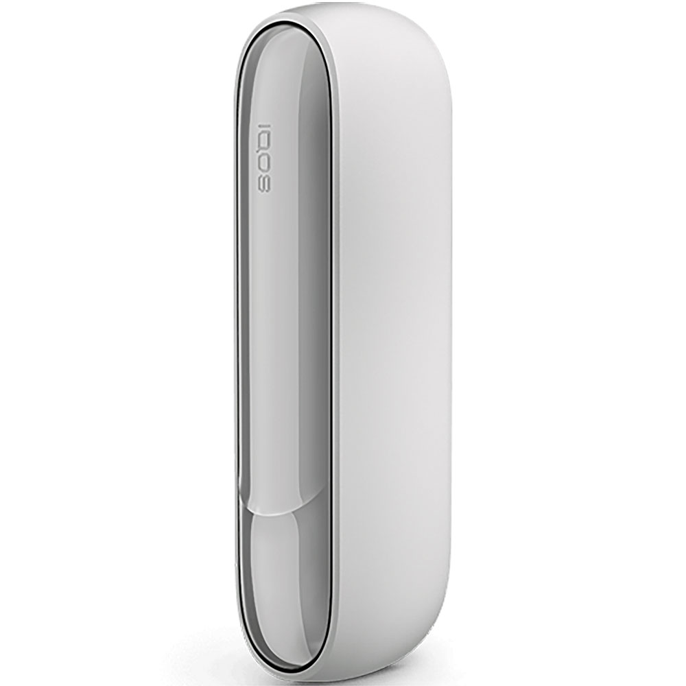 Door Cover for IQOS 3 Charger - Pewter Grey