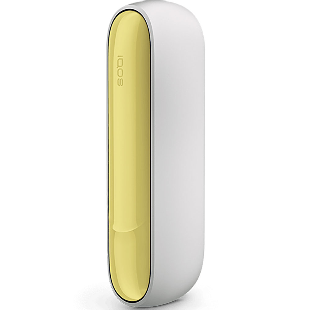 Door Cover for IQOS 3 Charger - Soft Yellow