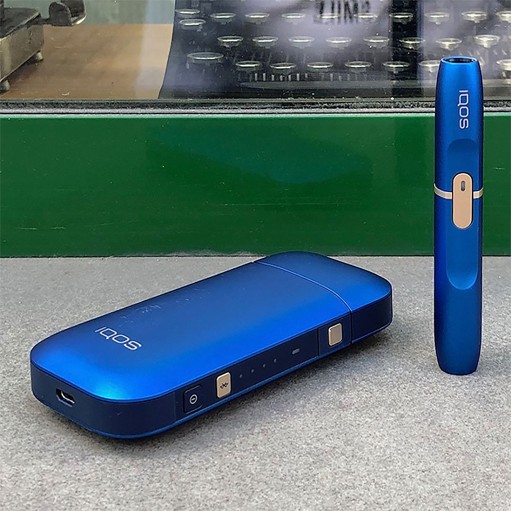 IQOS 2.4 Plus - Blue Limited Edition
